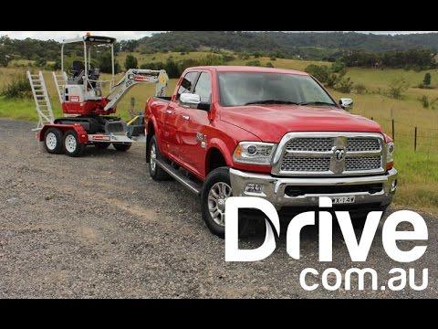 Ram 2500 Laramie Australian Review | Drive.com.au