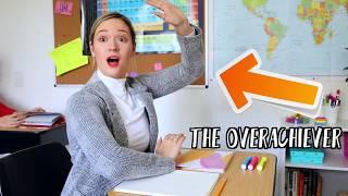 10 Types of People At School! Alisha Marie