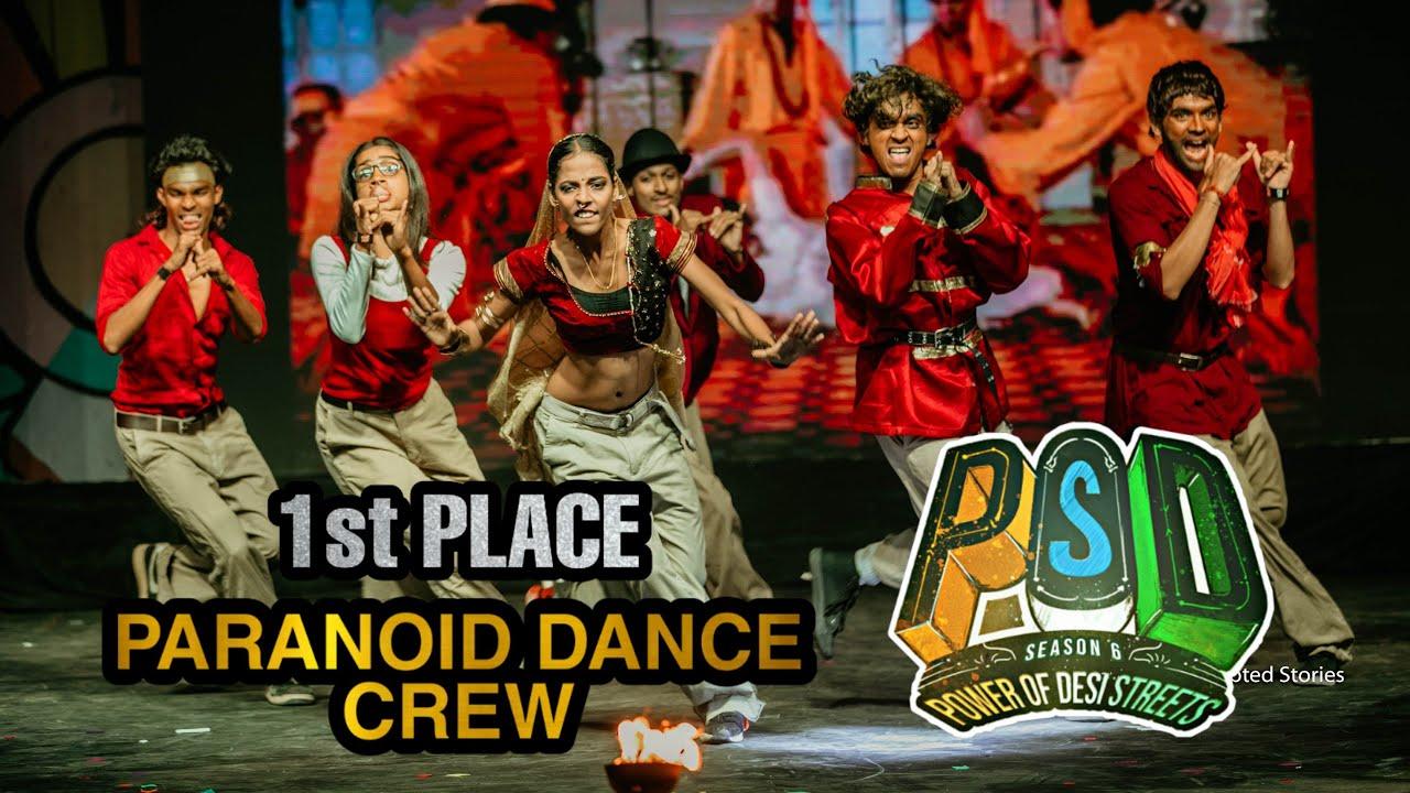 Download 1st PLACE || PARANOID DANCE CREW || P.O.D.S  Season 6 - 2020 || INDIA