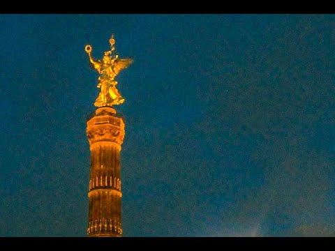 Berlin: Climbing The Victory Column