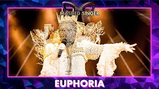 Koningin - 'Euphoria' - Loreen | The Masked Singer | VTM