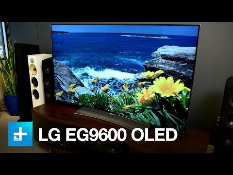 LG OLED 4K UHDTV EG9600 – Hands On Review