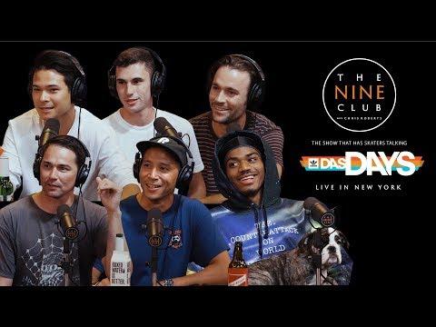 Adidas Das Days NYC  The Nine Club With Chris Roberts
