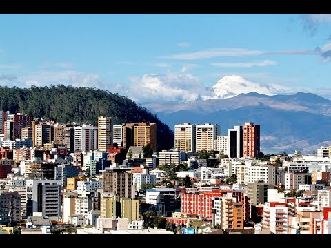 Quito - Capital do Equador