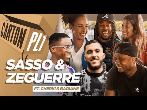Youtube: SASSO, ZEGUERRE, CHERKI & BADIANE – Carton PL1