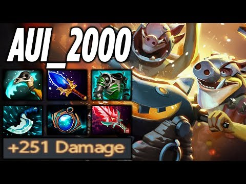Aui 2000 Techies Highlights Dota 2