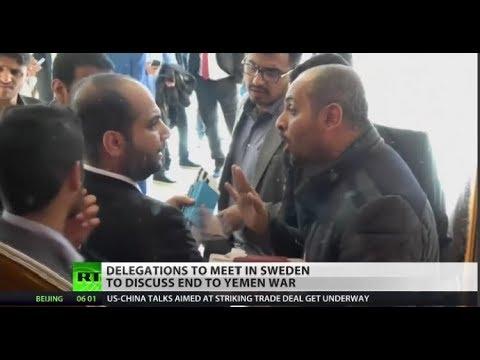 Peace talks seek end to Yemen War