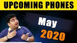 Top 10+ Best Upcoming Mobile Phone Launches in May 2020 | JABARDAST