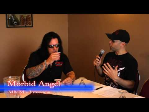 Metal Mouth Media interview Morbid Angel