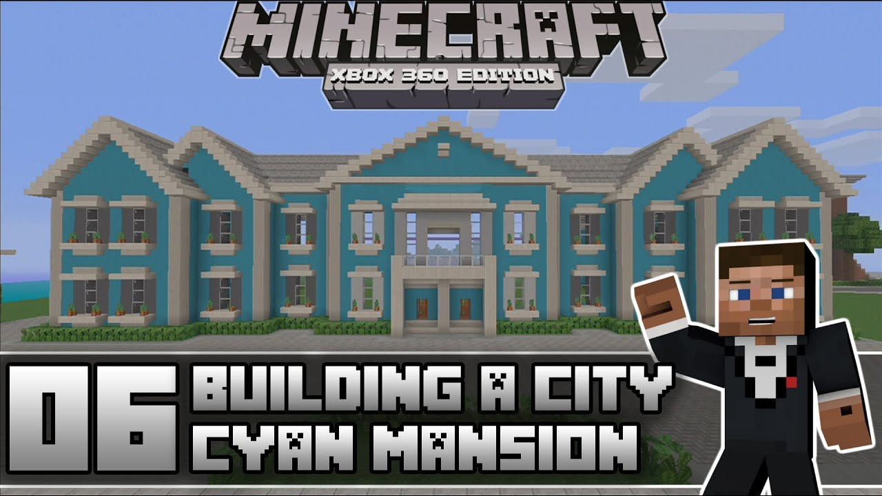 Minecraft Lets Play Building A City