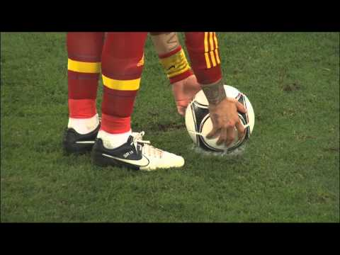 Samenvatting Portugal-Spanje (2-4 Na Strafschoppen) EK 2012 27-06-2012