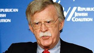 John Bolton Trashes Obama's Hiroshima Visit