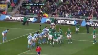 Ireland v Argentina 2012 Full Highlights