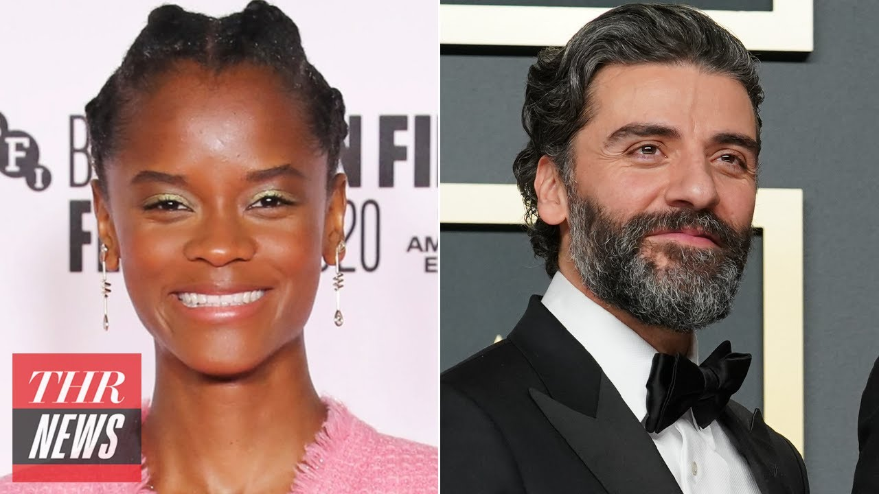Letitia Wright Faces Backlash After Anti-Vax Tweet, Oscar Isaac Cast in Metal Gear Solid | THR News