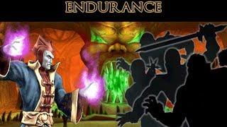 [TAS] Mortal Kombat Armageddon - SHINNOK | ENDURANCE (WII)