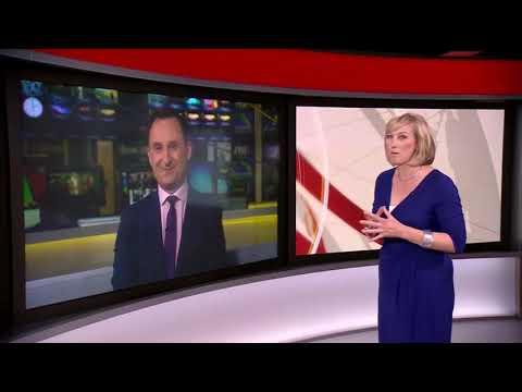 BBC News Blooper: Sport Reporter Calls Martine Croxall 'Maxine'