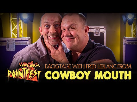COWBOY MOUTH talks New Orleans influence, 'Jenny Says' and more! [WayBack Pointfest]