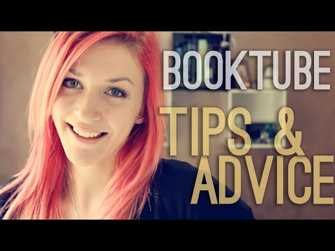 HOW TO BOOKTUBE