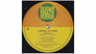 "Capital Letters - Judgement Day - 12"" - Sugar Shack Records"