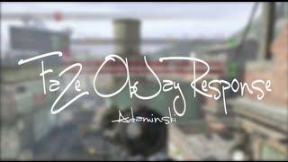 Adaminski | (FIRST PLACE) FaZe Objay Challenge (Double Mute Shot!)