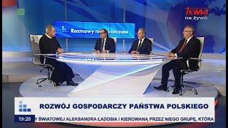 Rozmowy niedokończone: Rozwój gospodarczy Państwa Polskiego cz.I