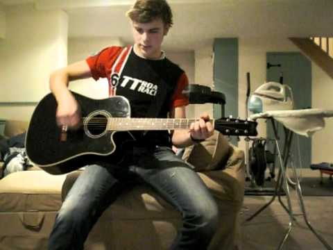 The Stranglers Bitching acoustic cover.