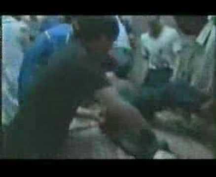 Tiananmen Square Massacre Video