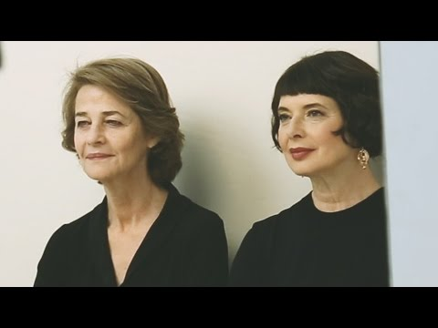 Actors on Actors: Charlotte Rampling and Isabella Rossellini  Full Video