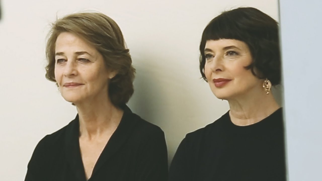 Download Actors on Actors: Charlotte Rampling and Isabella Rossellini - Full Video