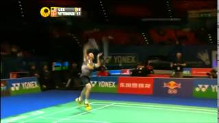 badminton ms highlight lee chongwei vs hans kristian vittinghus 2012 all england