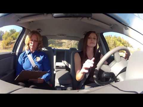 Examen auto Utah-SUA