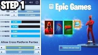 "How to Unlock ""INFERNO"" Skin Pack in Fortnite NOW.."
