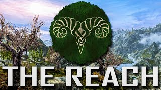 The Reach - Skyrim - Curating Curious Curiosities