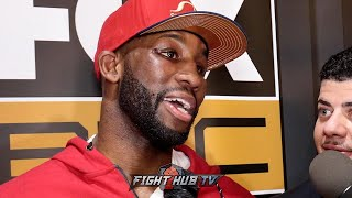 """YORDENIS UGAS """"I WON CLEARLY! I ATTACKED ALL 12 ROUNDS! AM I ON YOUR LEVEL NOW SHAWN?!"""""""