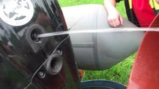 видео Лодочный мотор Меркурий 50