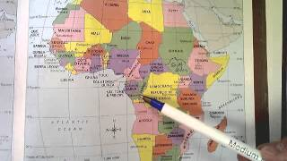 AF 2 Learning the Political Map of Africa