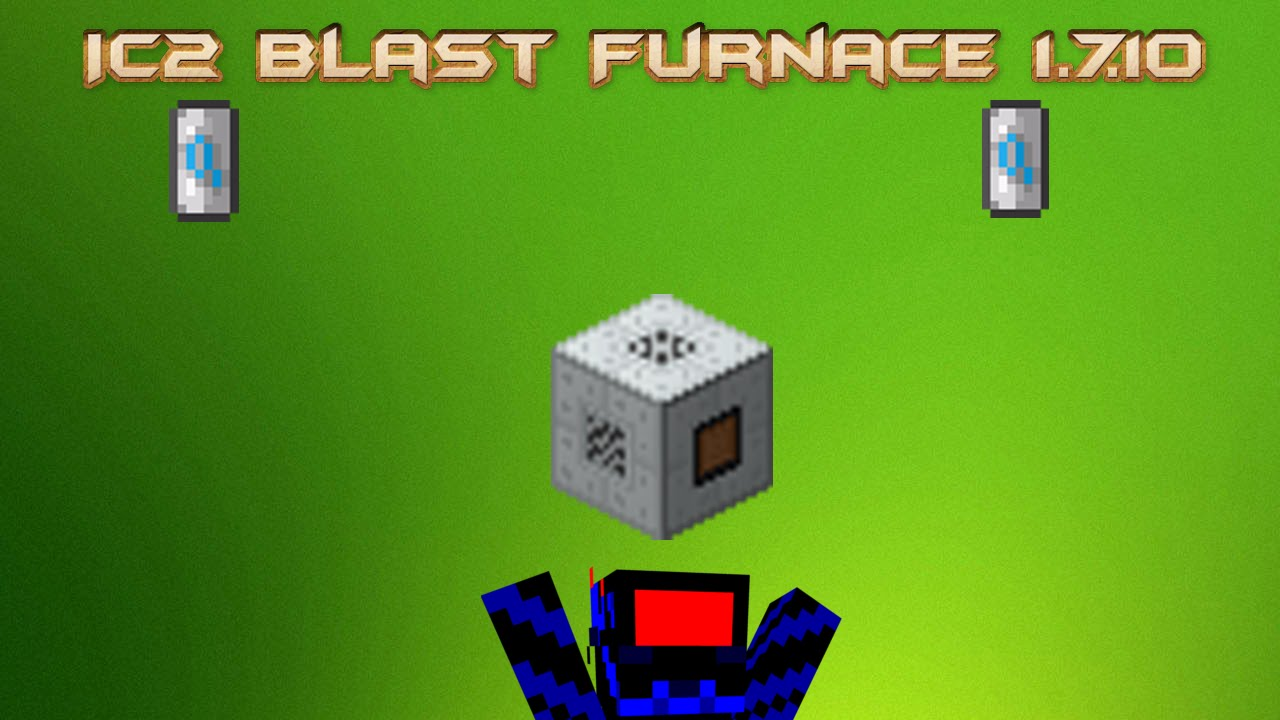 Tutorial IC2 Blast Furnace 1.7.10 - YouTube