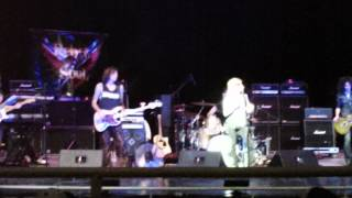 "Bon Jovi ""Dead or Alive"" ~ Aerosmith 'Sweet Emotion""  played by Rebel Soul"