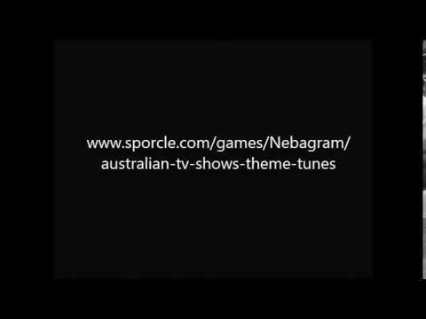 Australian TV Shows Theme Tune Quiz