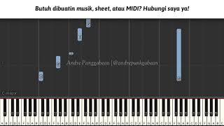 Download lagu [TUTORIAL] Yue Liang Dai Biao Wo De Xin - Teresa Teng | @andrepunkgabean