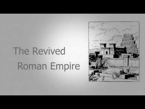 Revived Roman Empire - The Iron and the Clay  - Jacob Prasch