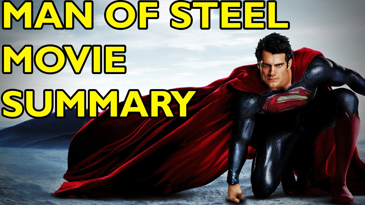 superman summary