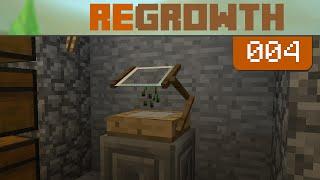 FTB Regrowth: AgriCraft Seed Analyzer - Ep 4