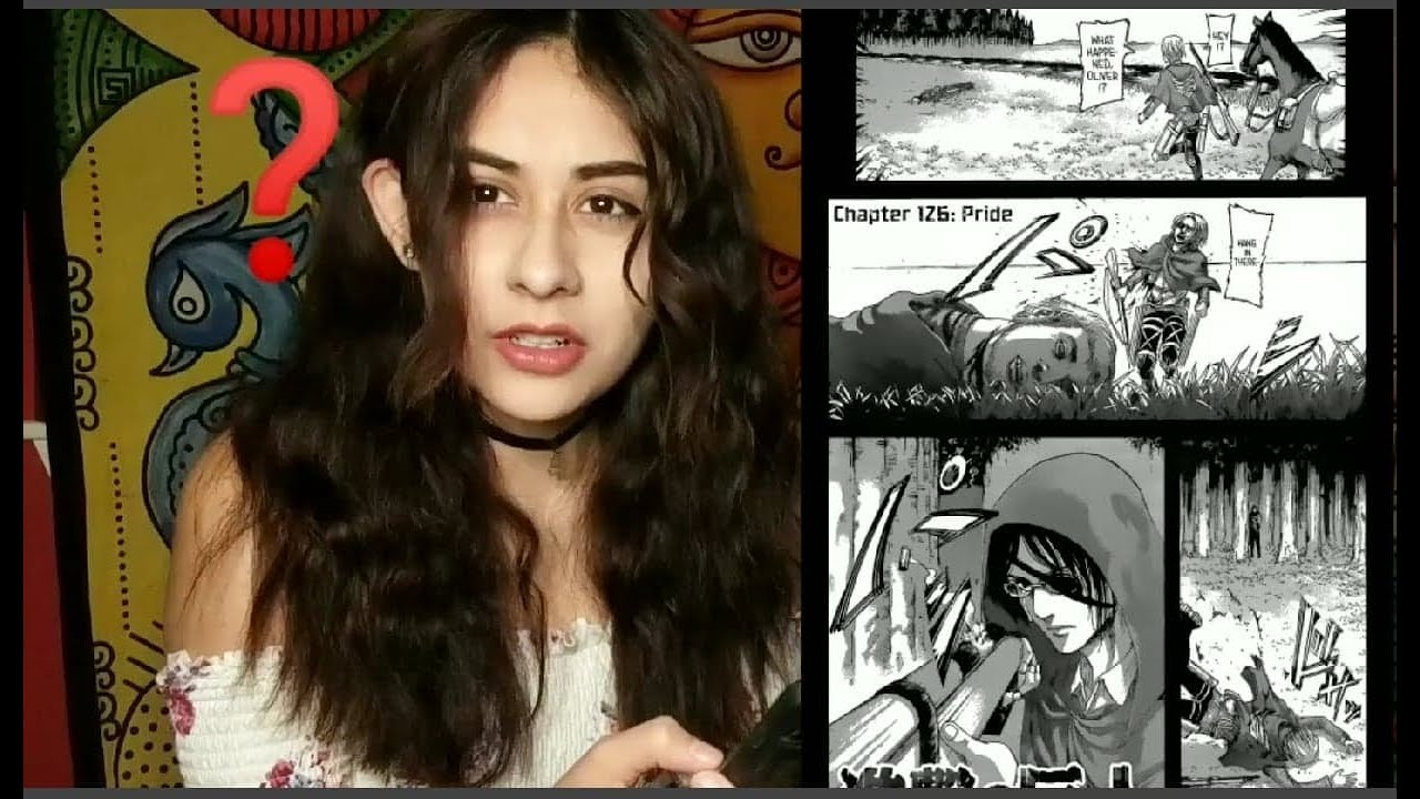 Download Attack on Titan Chapter 126 Reaction! Mini Heart Attacks