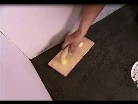 видео: Как быстро сделать стяжку пола. -  Совет №3 от weber-vetonit.ru