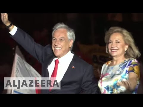 Chile: Billionaire Pinera wins runoff presidential election