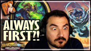 Y'SHAARJ = ALWAYS FIRST PLACE?! - Hearthstone Battlegrounds