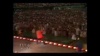 ハウンドドッグ伝説のライブ、西武ライオンズ球場1985 「HOUND DOG Typh...