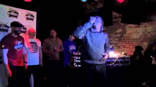 "Mobile Mondays! Strafe performs ""Set it off"""