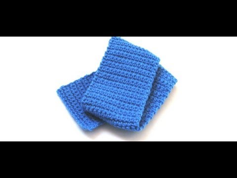 Simple Crochet Scarf By Crochet Hooks You Youtube